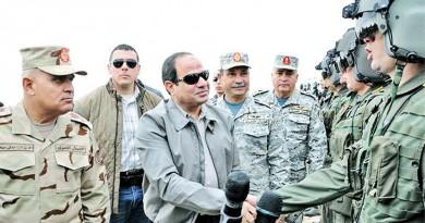 الجيش المصري يتراجع إلى المركز 14 بعد ساعات من تصنيفه الـ 10 عالميا