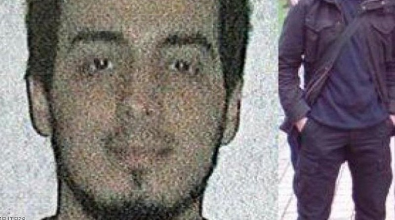 القبض على نجم العشراوي المشتبه به في تفجيرات بروكسل