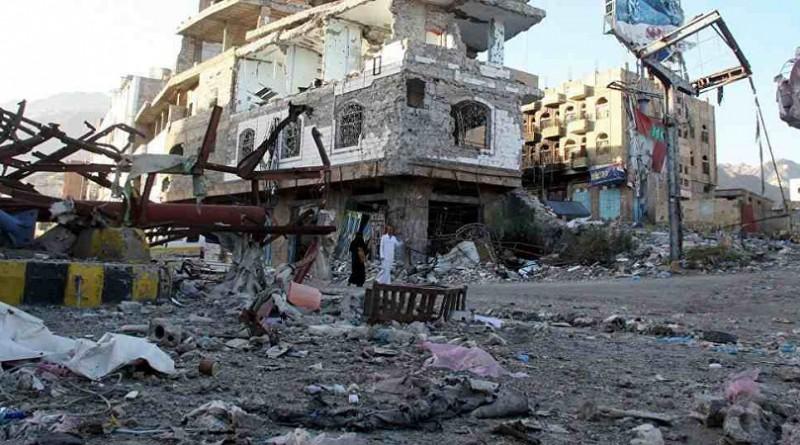 مقتل وإصابة العشرات في تفجير سيارة مفخخة في نقطة أمنية بعدن