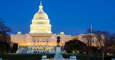 شرطة واشنطن : حادث إطلاق النار في الكابيتول فردي