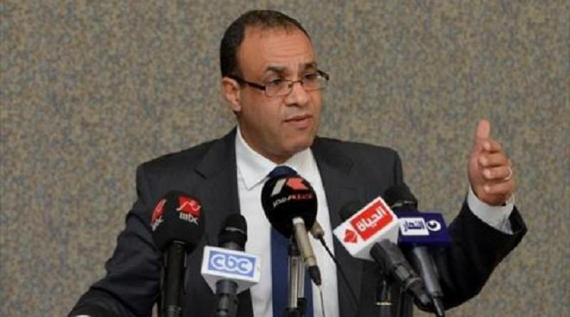 السفير بدر عبد العاطي سفير مصر لدى ألمانيا