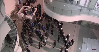 الشرطة التركية تقتحم مقر صحيفة معارضة لأردوغان