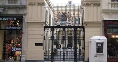 القنصلية الهولندية في إسطنبول