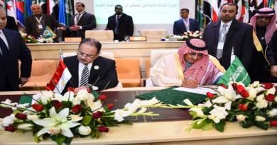 توقيع اتفاقية للحماية المدنية بين مصر والسعودية