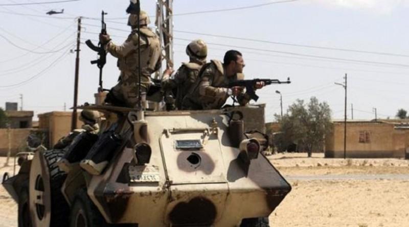 مقتل عشرات المسلحين في سيناء