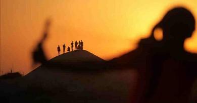 إنقاذ 17 مهاجرا أفريقيا جرفتهم عاصفة رملية على حدود النيجر