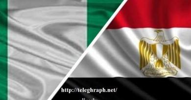 بث مباشر : مباراة مصر ونيجيريا