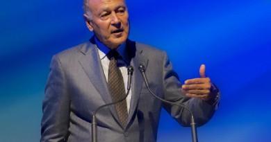 مصر ترشح أبو الغيط لمنصب الأمين العام للجامعة العربية