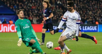 تشيلسي يبحث عن الثأر والتأهل أمام باريس سان جيرمان