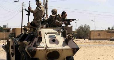 مقتل شرطيين جراء تفجير قرب حاجز أمني بسيناء