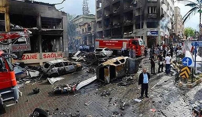 """""""صقور حرية كردستان"""" تعلن مسئوليتها عن تفجير أنقرة"""