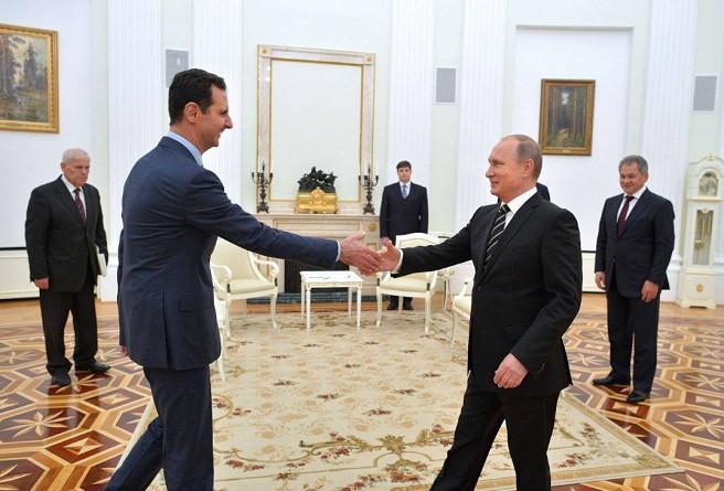 سوريا: الأسد وبوتين اتفقا على تقليل وجود القوات الجوية الروسية
