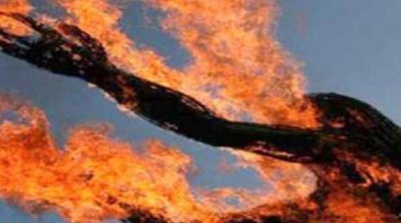 حرق 7 أشخاص أحياء بشبهة السحر