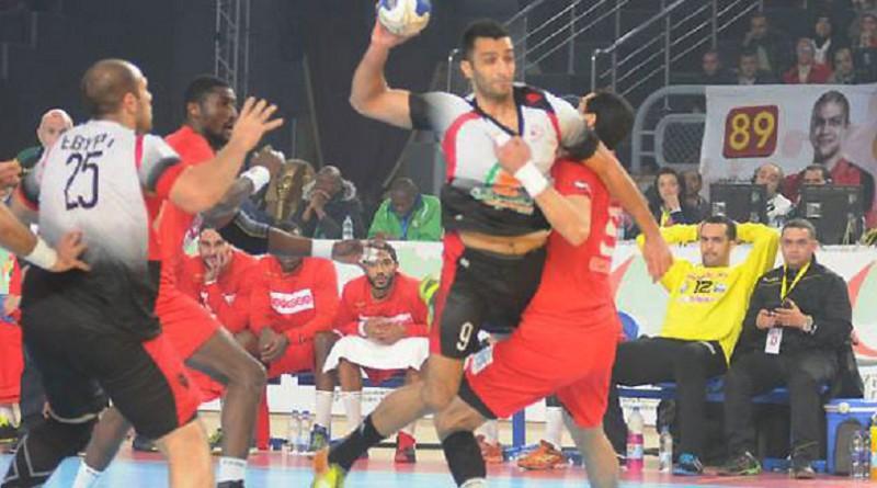 لقطة من المباراة النهائية بين مصر وتونس في نهائي كأس أمم أفريقيا في القاهرة