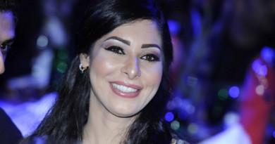 الفنانة الكويتية نور