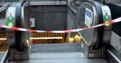 إخلاء المترو في بروكسل عقب سماع انفجار