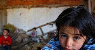 أمراض نفسية لدى أطفال روعتهم الحرب في سوريا