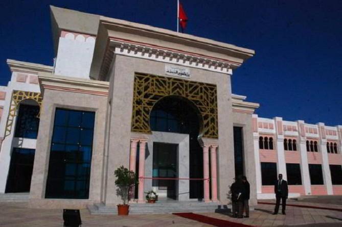 وزارة الشؤون الدينية التونسية