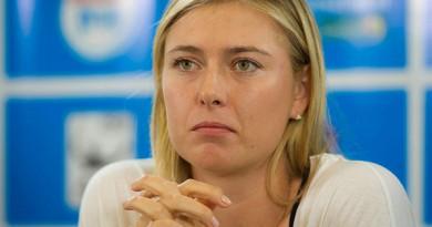 ماريا شارابوفا