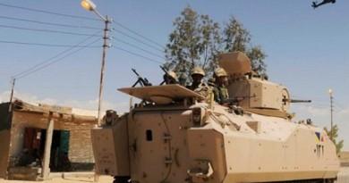 مقتل من عناصر الجماعات المتطرفة في رفح