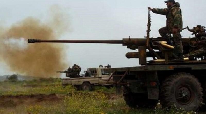 وسائل إعلام والمرصد: الجيش السوري يتقدم في معركة تدمر