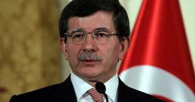رئيس وزراء تركيا أحمد داود أوغلو