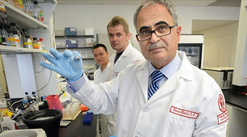 """طبيب عربي يشرف عليه.. علاج """"الإيدز"""" بات ممكنا"""