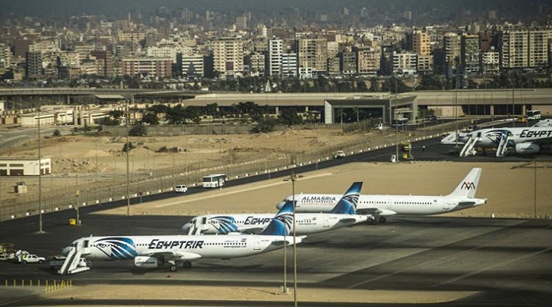 وفد روسي يصل القاهرة لتفقد الإجراءات الأمنية في المطارات المصرية