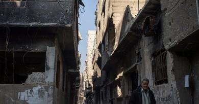 المصري عاش كريما في سوريا ولم يغادرها في الحرب