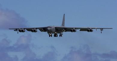 """أمريكا تنشر قاذفات """"بي-52"""" في قطر للتصدي لداعشأمريكا تنشر قاذفات """"بي-52"""" في قطر للتصدي لداعش"""