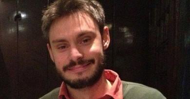 الباحث الإيطالي جوليو ريجينى