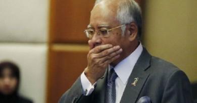 """الملايين التي حولت لحساب رئيس وزراء ماليزيا """"هبة من المملكة """""""