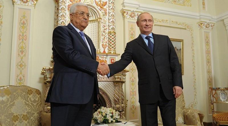 عباس يطلب من روسيا العمل على إنهاء الاحتلال