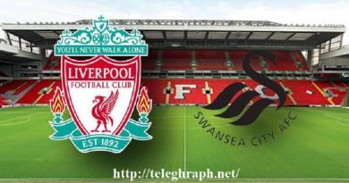 بث مباشر : ليفربول وسوانزي سيتي