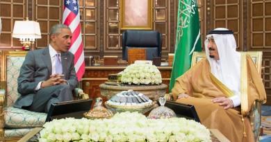 اليوم قمة خليجية - أميركية في الرياض واستقبال فاتر لأوباما