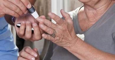مرض السكر انواعه و أعراضه الاكثر شيوعاً