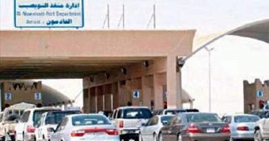 حقيقة منع عبور السيارات السعودية للكويت