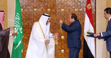 السيسي يمنح الملك سلمان قلادة النيل