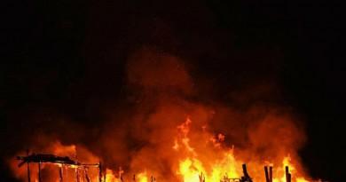 ارتفاع حصيلة ضحايا اندلاع حريق كبير جنوبي الهند إلى 100 قتيل
