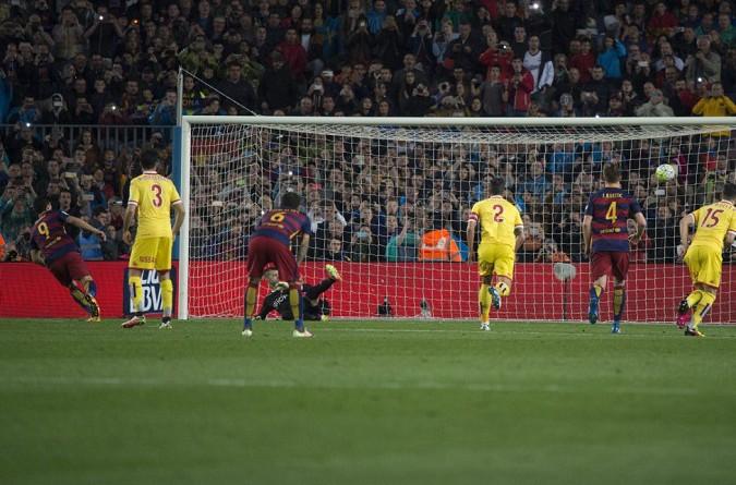 رقم قياسي جديد لبرشلونة في الليجا