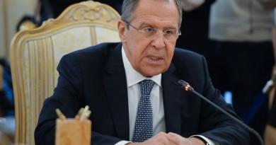 وزير الخارجية الروسي يؤكد على عدم قبول استخدام القوة في قره باغ