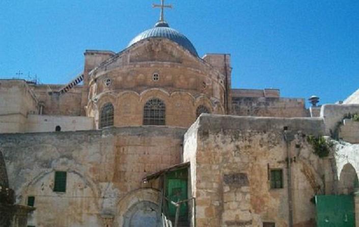 كنيسة القيامة بالقدس