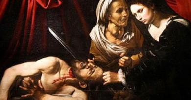 خبراء فرنسيون: كارافادجو صاحب لوحة بطلة سفر يهوديت ذبحت جنرالًا أشوريًا