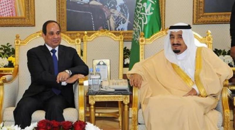 نرحب بالملك سلمان ضيفاً عزيزاً فى بلده الثانى مصر