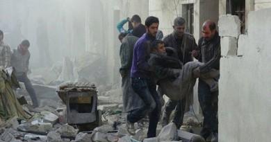 الأمم المتحدة: الوضع الإنساني بداريا السورية سيء للغاية