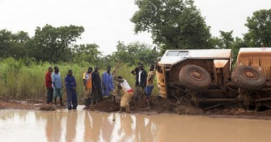 فيضانات عارمة تجتاح أثيوبيا