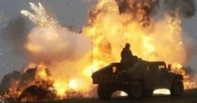انفجار ضخم بجوار نادي الشرطة بالعريش.. وأنباء عن سقوط ضحايا