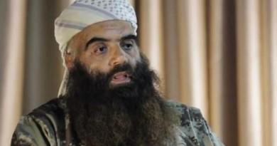 امريكا تتبنى قتل القيادي في النصرة أبو فراس السوري