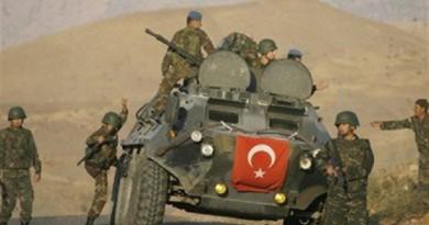 مقتل جندي وإصابة ثلاثة في جنوب شرق تركيا