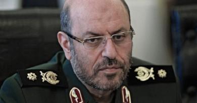 وزير الدفاع الإيراني يشارك في مؤتمر موسكو للأمن ويلتقي نظيره الروسي